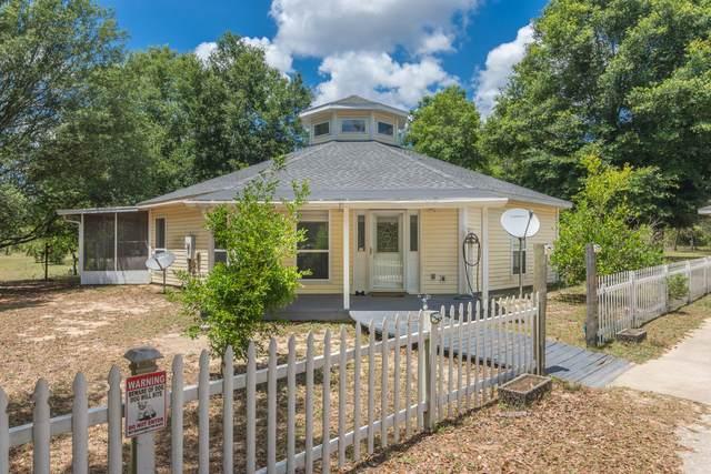 4855 Grassy Pond Road, Chipley, FL 32428 (MLS #882598) :: Scenic Sotheby's International Realty