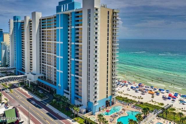 10901 Front Beach Road #1710, Panama City Beach, FL 32407 (MLS #882615) :: Linda Miller Real Estate