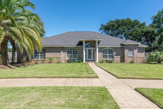 2549 Mary Fox Drive, Gulf Breeze, FL 32563 (MLS #882617) :: Linda Miller Real Estate