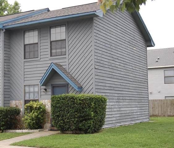 1325 Greendale Avenue Unit 44, Fort Walton Beach, FL 32547 (MLS #882669) :: The Chris Carter Team