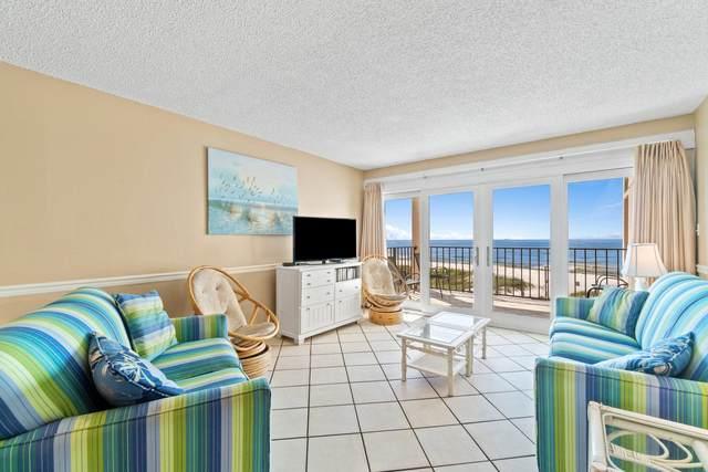 8815 Thomas Drive Unit 405, Panama City Beach, FL 32408 (MLS #882676) :: Linda Miller Real Estate