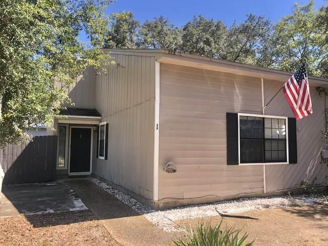 62 4th Avenue Avenue #1, Shalimar, FL 32579 (MLS #882678) :: The Premier Property Group