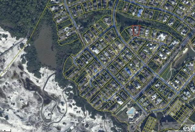 25 S Watch Tower Lane, Watersound, FL 32461 (MLS #882747) :: Berkshire Hathaway HomeServices Beach Properties of Florida