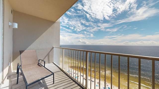 16819 Front Beach Road #1411, Panama City Beach, FL 32413 (MLS #882762) :: The Premier Property Group