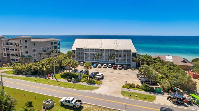 8294 E Co Highway 30A Unit 21, Inlet Beach, FL 32461 (MLS #882778) :: Rosemary Beach Realty