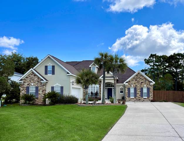 108 Pelican Bay Drive, Santa Rosa Beach, FL 32459 (MLS #882968) :: Somers & Company