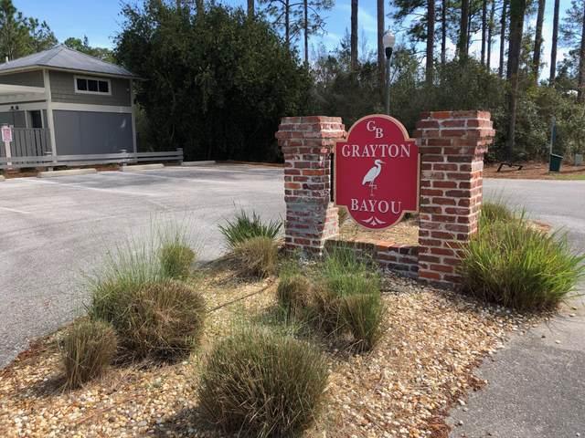 Lot 25 Greenbriar Lane, Santa Rosa Beach, FL 32459 (MLS #883011) :: Berkshire Hathaway HomeServices Beach Properties of Florida