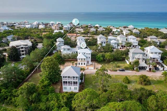 128 Sand Oaks Circle Lot 27, Santa Rosa Beach, FL 32459 (MLS #883035) :: Somers & Company
