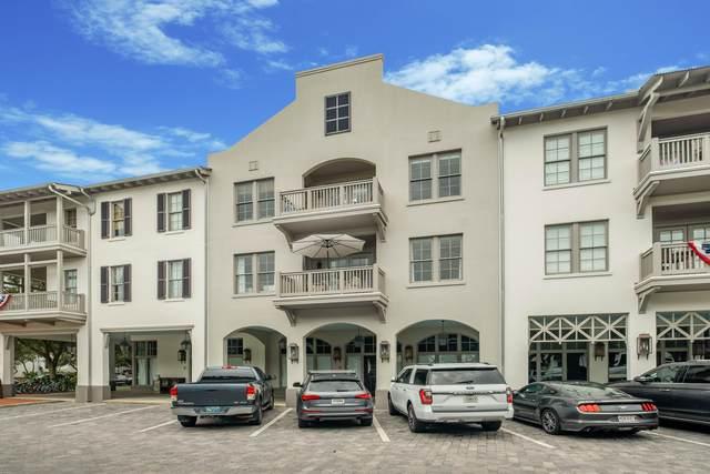 104 Barrett Square 2B, Rosemary Beach, FL 32461 (MLS #883163) :: Rosemary Beach Realty
