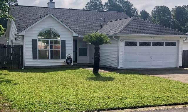 64 Stowe Road, Mary Esther, FL 32569 (MLS #883176) :: Linda Miller Real Estate