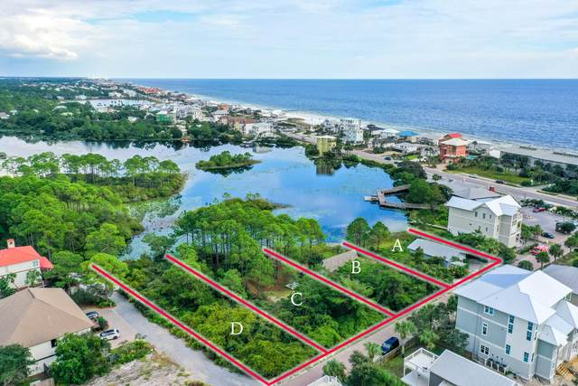 N Lots (4) Woodward Drive, Santa Rosa Beach, FL 32459 (MLS #883182) :: The Premier Property Group