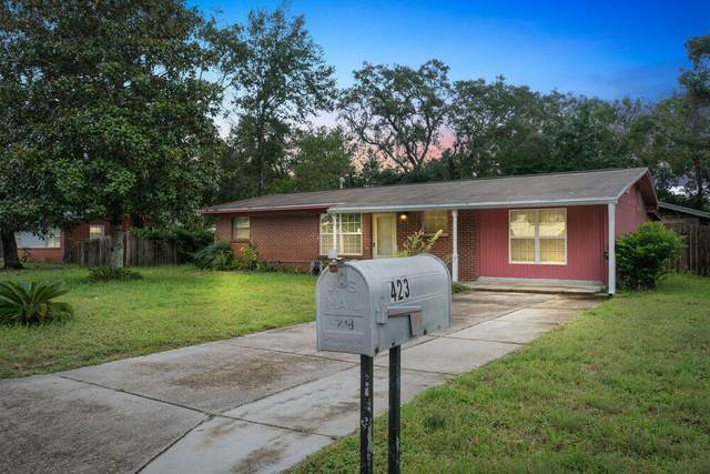 423 Westminster Road, Fort Walton Beach, FL 32547 (MLS #883202) :: RE/MAX By The Sea