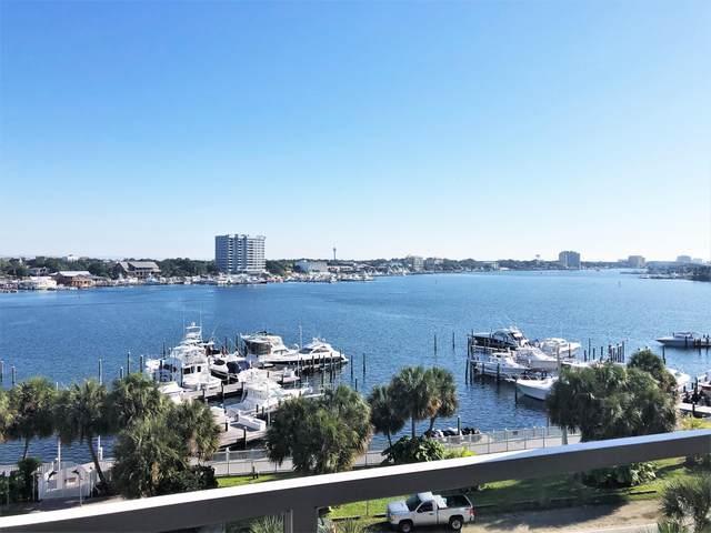 110 Gulf Shore Drive #525, Destin, FL 32541 (MLS #883280) :: Anchor Realty Florida