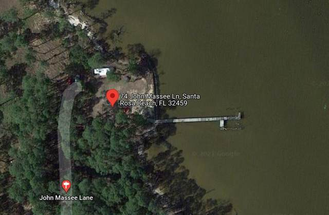 .58-Acres John Massee Lane, Santa Rosa Beach, FL 32459 (MLS #883287) :: 30a Beach Homes For Sale