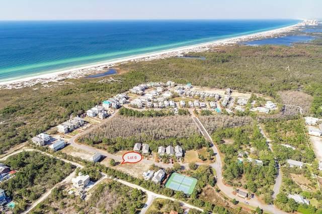 Lot 6 Cypress Drive, Santa Rosa Beach, FL 32459 (MLS #883337) :: Rosemary Beach Realty