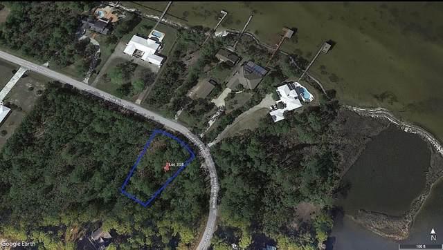Lot 31 Woodland Bayou Drive, Santa Rosa Beach, FL 32459 (MLS #883356) :: Berkshire Hathaway HomeServices Beach Properties of Florida