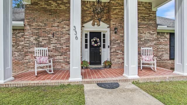 336 Lakeside Drive, Defuniak Springs, FL 32435 (MLS #883362) :: Somers & Company