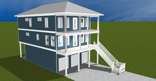 Lot 10B Grand Navarre Boulevard, Navarre, FL 32566 (MLS #883387) :: Beachside Luxury Realty