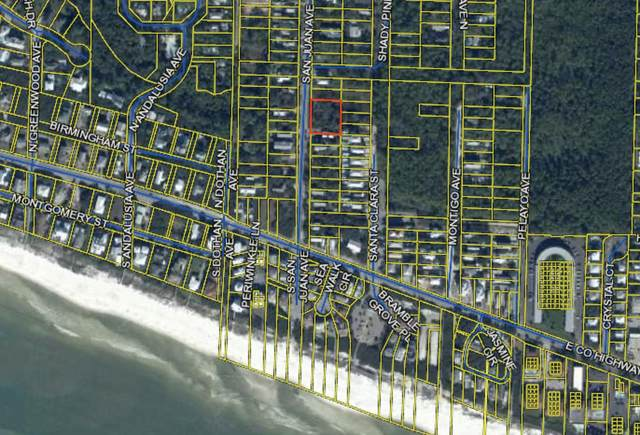 Lots 20-22 San Juan Avenue, Santa Rosa Beach, FL 32459 (MLS #883409) :: Scenic Sotheby's International Realty