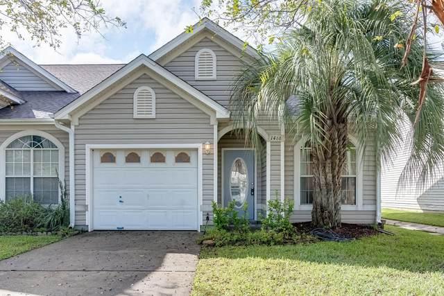 1466 Tiger Lake Drive #1466, Gulf Breeze, FL 32563 (MLS #883411) :: The Premier Property Group