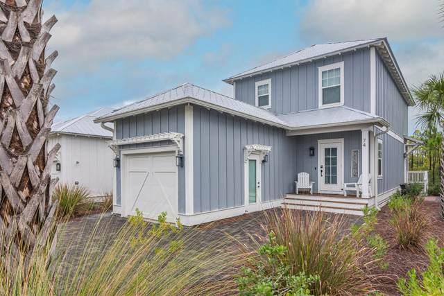 74 Herons Crossing, Santa Rosa Beach, FL 32459 (MLS #883412) :: Scenic Sotheby's International Realty