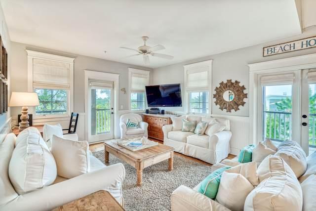 45 St. Augustine Street 9302 Or 45-F, Rosemary Beach, FL 32461 (MLS #883415) :: Somers & Company