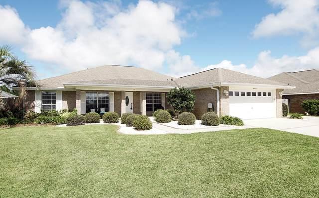 9903 Parker Lake Circle, Navarre, FL 32566 (MLS #883430) :: The Ryan Group