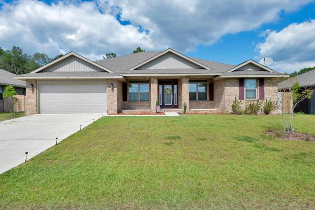 5771 Marigold Loop, Crestview, FL 32539 (MLS #883439) :: Scenic Sotheby's International Realty
