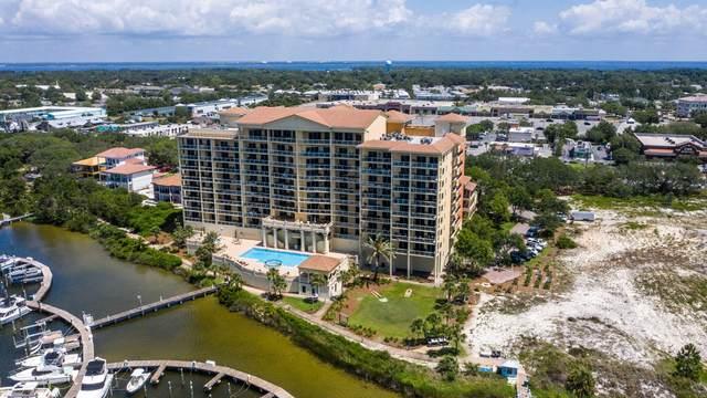 770 Harbor Boulevard Unit 3H, Destin, FL 32541 (MLS #883508) :: Beachside Luxury Realty