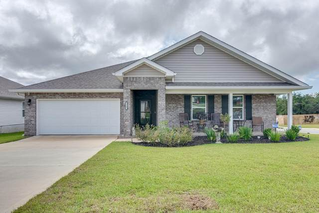 5505 Guinevere Lane, Milton, FL 32583 (MLS #883510) :: Berkshire Hathaway HomeServices PenFed Realty