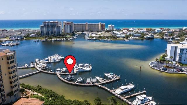 770 Harbor Boulevard D6, Destin, FL 32541 (MLS #883511) :: Emerald Life Realty