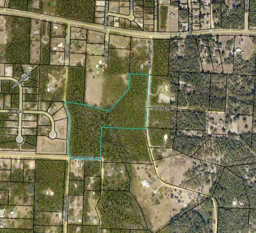 0 Ridgecrest Road, Crestview, FL 32539 (MLS #883514) :: Back Stage Realty
