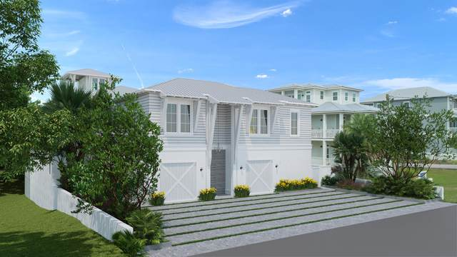 65 A Street, Inlet Beach, FL 32461 (MLS #883536) :: Engel & Voelkers - 30A Beaches