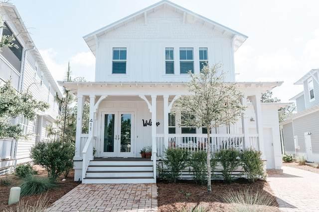 411 Flatwoods Forest Loop, Santa Rosa Beach, FL 32459 (MLS #883544) :: 30a Beach Homes For Sale