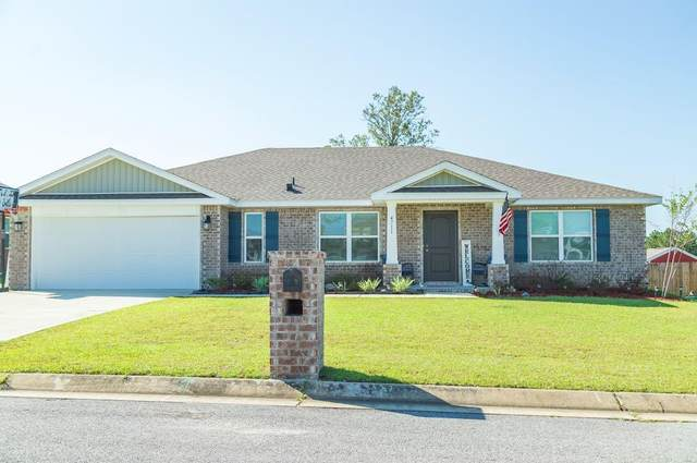 4711 Determination Court, Milton, FL 32570 (MLS #883547) :: Coastal Luxury