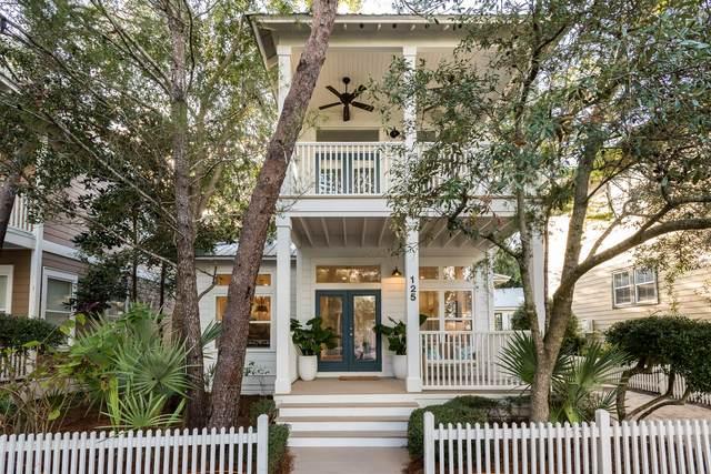 125 N Ryan Street, Santa Rosa Beach, FL 32459 (MLS #883551) :: Scenic Sotheby's International Realty