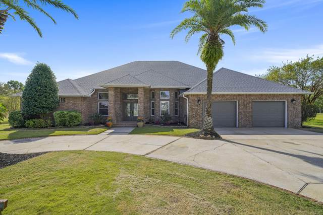 3852 Saber Tooth Circle, Gulf Breeze, FL 32563 (MLS #883570) :: RE/MAX By The Sea