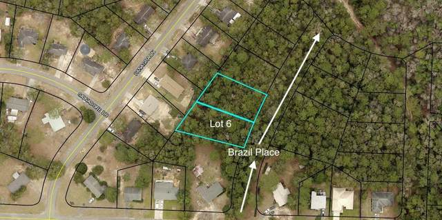 Lot 6D Brazil Place, Crestview, FL 32536 (MLS #883623) :: Back Stage Realty