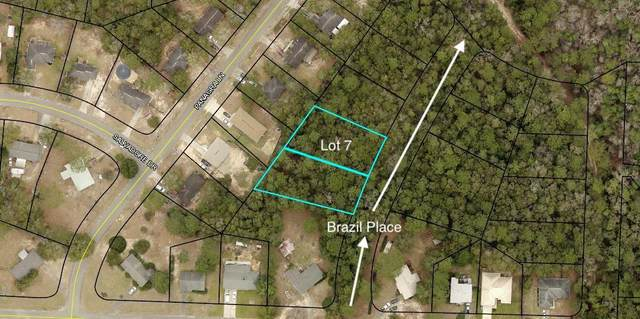 Lot 7D Brazil Place, Crestview, FL 32536 (MLS #883625) :: Back Stage Realty
