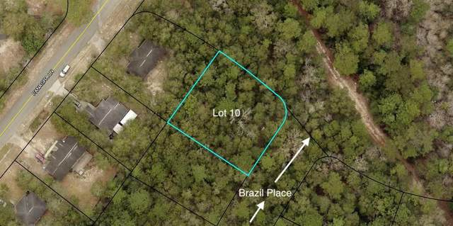 Lot 10D Brazil Place, Crestview, FL 32536 (MLS #883627) :: Back Stage Realty