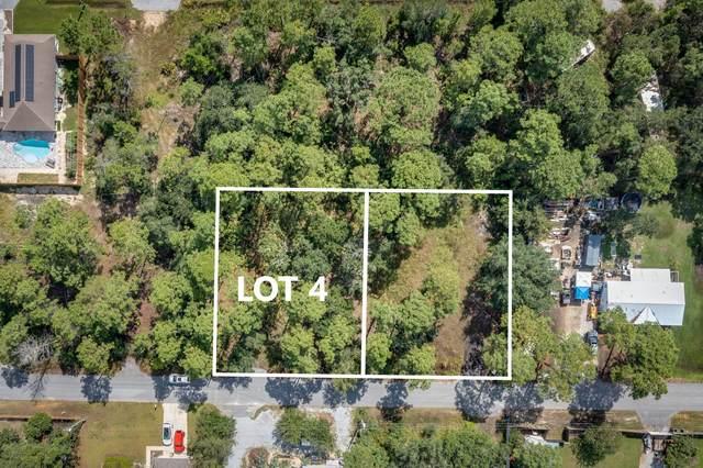 Lot 4 Santana Drive, Santa Rosa Beach, FL 32459 (MLS #883662) :: Beachside Luxury Realty