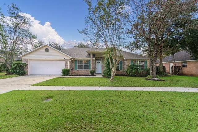 4377 Bayou Ridge Drive, Pace, FL 32571 (MLS #883674) :: Somers & Company