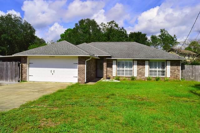 2500 Cameron Way, Navarre, FL 32566 (MLS #883697) :: Back Stage Realty