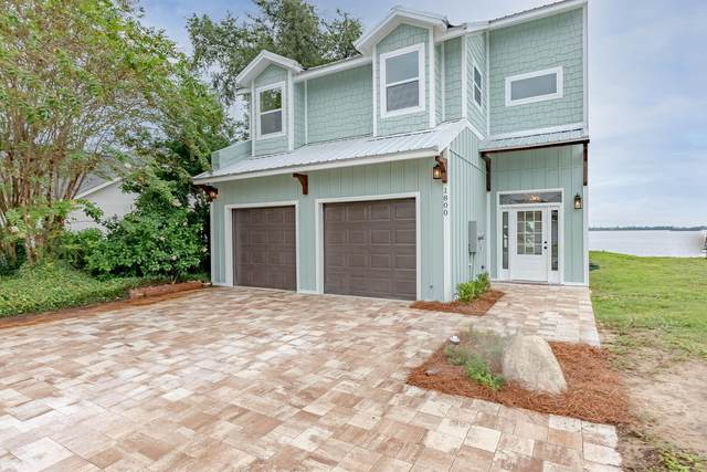 1800 Country Club Drive, Lynn Haven, FL 32444 (MLS #883711) :: Scenic Sotheby's International Realty