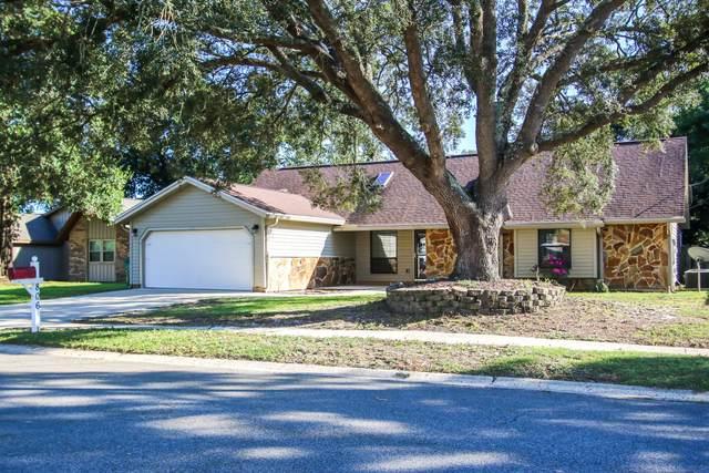 806 Laurel Drive, Fort Walton Beach, FL 32547 (MLS #883732) :: Berkshire Hathaway HomeServices PenFed Realty