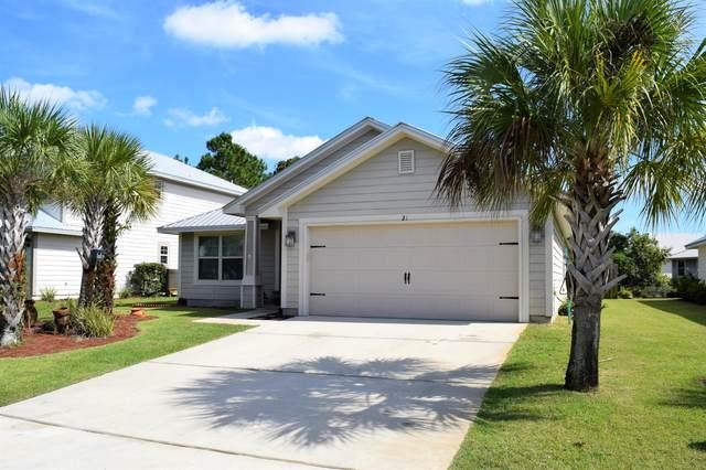 21 Brook Drive, Santa Rosa Beach, FL 32459 (MLS #883733) :: Anchor Realty Florida