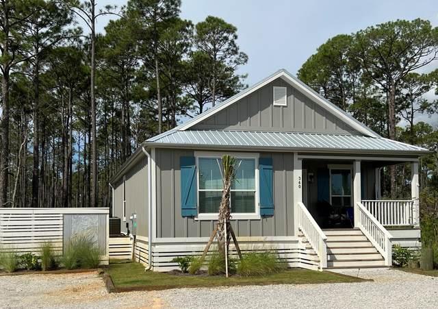 360 Thompson Road, Santa Rosa Beach, FL 32459 (MLS #883789) :: 30a Beach Homes For Sale