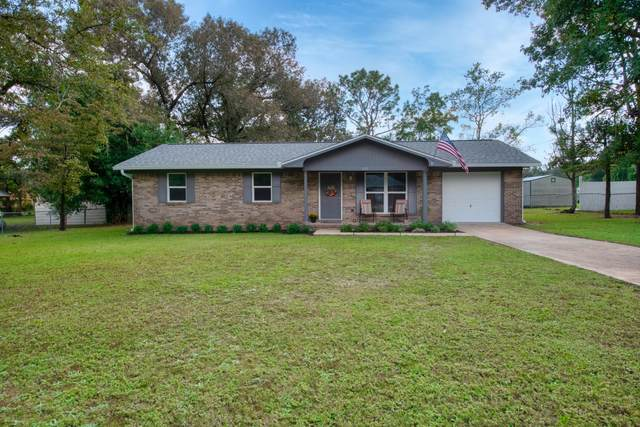 122 Hillwood Drive, Crestview, FL 32539 (MLS #883799) :: Scenic Sotheby's International Realty