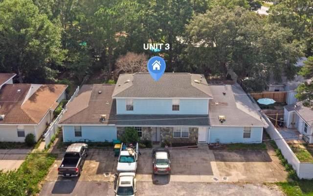 892 Culp Avenue Unit 3, Fort Walton Beach, FL 32547 (MLS #883803) :: Scenic Sotheby's International Realty