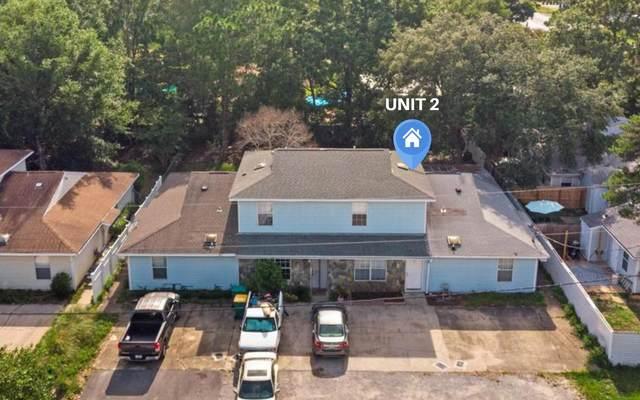 892 Culp Avenue Unit 2, Fort Walton Beach, FL 32547 (MLS #883804) :: Scenic Sotheby's International Realty